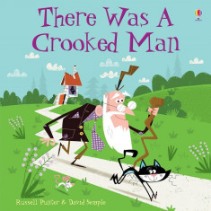 There Was a Crocked Man (MFRL) - Usbourne Book (3+)