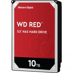 Hard disk Western Digital Red 10TB 5400 RPM SATA 256MB Bulk