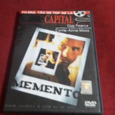 FILM DVD MEMENTO