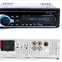 Casetofon Auto Bluetooth USB MP3 player Radio Telefon Telecomanda 50w***NOU