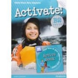 Activate! B2 Students' Book with Access Code and Active Book Pack - Elaine Boyd