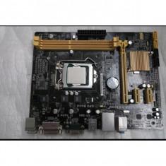 Kit Placa de baza desktop Sh - asus h81m-plus si procesor i3-4170