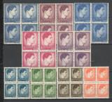 Romania.1947 Regele Mihai I  bloc 4  HR.38, Nestampilat