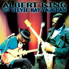 Albert KingStevie Ray Vaughan In Session (cd)