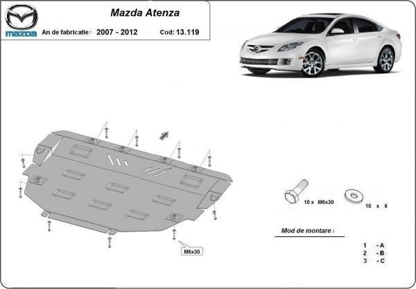 Scut motor metalic Mazda Atenza 2007-2012