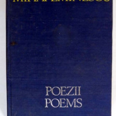 POEZII. POEMS - MIHAI EMINESCU