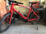 Bicicleta electrică Trek SUPER COMUTER +8
