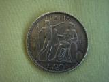 20 lire 1928 ITALIA Vittorio Emanuele - Argint, Europa