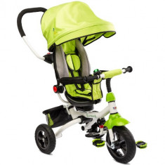 Tricicleta Pliabila Wroom Green