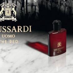 Trussardi Uomo The Red EDT 50ml pentru Bărbați