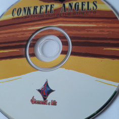 CONKRETE ANGELS - WISDOM CRIES OUT IN THE STREETS  - CD