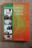 Cumpara ieftin Vasile A. Munteanu - Management public local