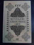 Scrisori Persane Caiete - Montesquieu ,546270