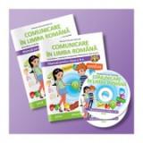 MANUAL PENTRU CLASA A II-A. Comunicare in limba romana - Stefan Pacearca, Mirela Dinescu, Anita Dulman, Clasa 2, Manuale