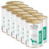 Cumpara ieftin 4Vets Natural Veterinary Exclusive HEPATIC 12 x 400 g