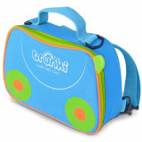 Geanta Lunch Bag Trunki, Albastru