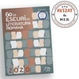 60 de eseuri de literatura romana - Bacalaureat 2019 - Ed. Delfin