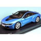 Cumpara ieftin Miniatura BMW i8 Protonic Blue 1:18