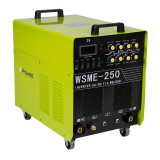 Aparat de sudura tip invertor ProWeld WSME-250, 250 A, 6.3 kVA, trifazat, TIG, MMA
