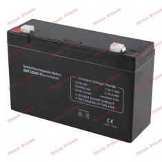 Acumulator stationar 6V 9.1Ah (masinuta electrica)