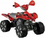 ATV Copii 6V Xtreme Quad Battery-Powered Ride-On, Roșu, Rosu