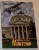 Aviatori din Muntenia, Constantin Iordache, Aurel Pruia, 2008, cu autograf