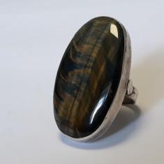 INEL argint EXCEPTIONAL vechi OPULENT de efect MASIV rar ELEGANT vintage SUPERB