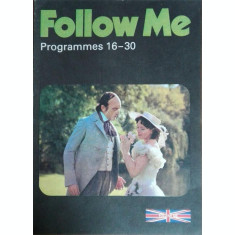 Follow Me. Programmes 16-30