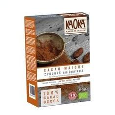 Cacao Pudra Bio 250gr Kaoka Cod: 3477730009011