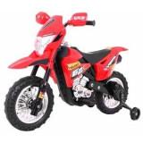 Motocicleta electrica pentru copii, cu sunete Cross