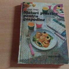 SFATURI PRACTICE PENTRU GOSPODINE-DRAGA NEAGU