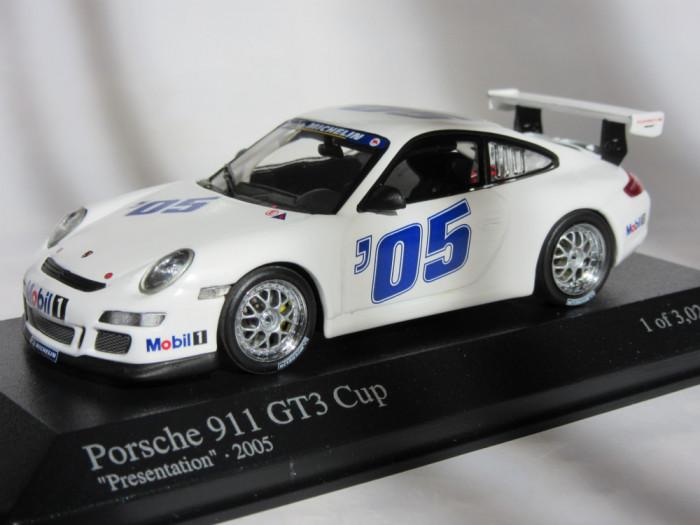 Macheta Porsche 911 GT3 Cup Minichamps 1:43