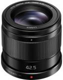 Obiectiv Foto Panasonic Lumix G H-HS043E-K 42.5mm f/1.7 ASPH POWER O.I.S.