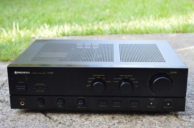 Amplificator Pioneer A 445 foto