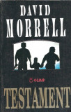 David Morrell - Testamentul (editura olimp)