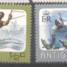 Antigua 1976 Water Sports, MNH AE.144