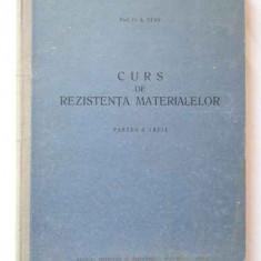 Curs De Rezistenta Materialelor Partea A Treia - D.a. Stan ,269004