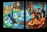 Omul-Paianjen: Departe de casa / Spider-Man: Far from Home - 3 discuri (Blu-ray 3D + Blu-ray 2D + disc bonus) (Steelbook editie limitata - versiunea