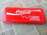 Cutie tabla  Coca Cola veche vintage Music system