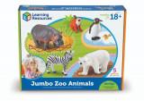 Joc de rol - Animalute de la Zoo PlayLearn Toys, Learning Resources