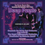 Deep Purple Concerto For Group And Orchestra remastered (2cd)