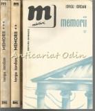 Cumpara ieftin Memorii I, II, III - Iorgu Iordan - Tiraj: 5600 Exemplare (I)