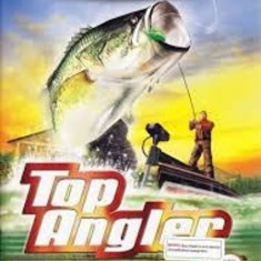 Joc Nintendo Gamecube Top Angler - Real bass fishing