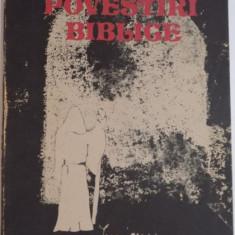 POVESTIRI BIBLICE , ILUSTRATII SI COPERTA de JACQUELINE LIAMARA DAN ,1990