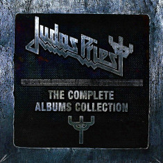 Judas Priest The Complete Albums Collection (19cd)