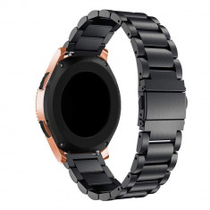 Curea otel inoxidabil Tech-Protect Stainless Samsung Galaxy Watch (42mm) Black