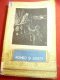 Shakespeare - Romeo si Julieta - Ed.1956 ,trad.St.O.Iosif si Al.Philippide ,180p