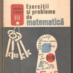 G.Gheba-Exercitii si probleme de matematica cl.V-IX