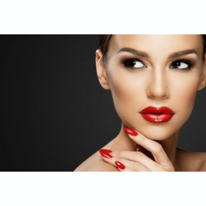 Ruj L'Oreal Color Riche Gold Obsession Ruby Gold Obsession