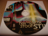 DVD - The day the earth stood still (1951)